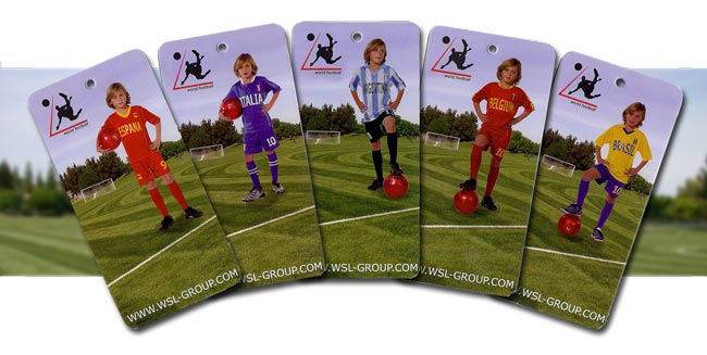 Oburon Design - Hangtags World Football