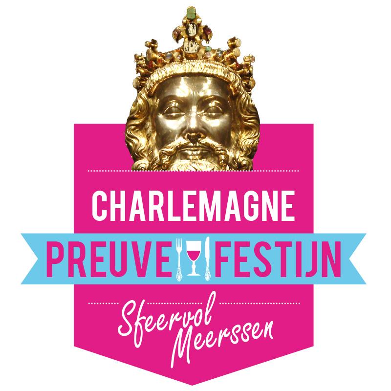 Logo Charlemagne Preuve Festijn