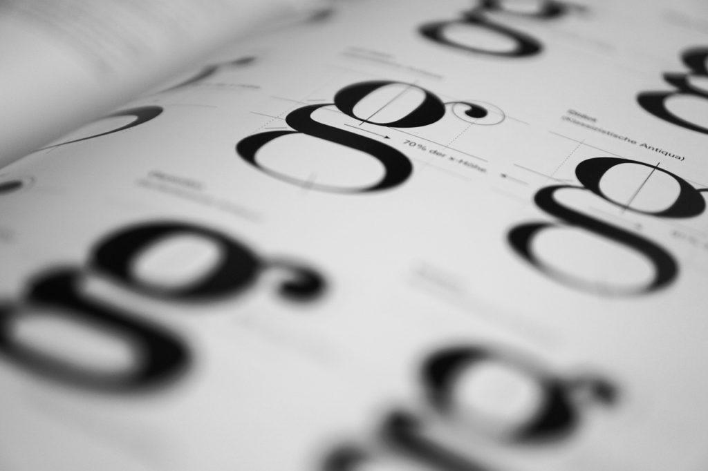 lettertypes