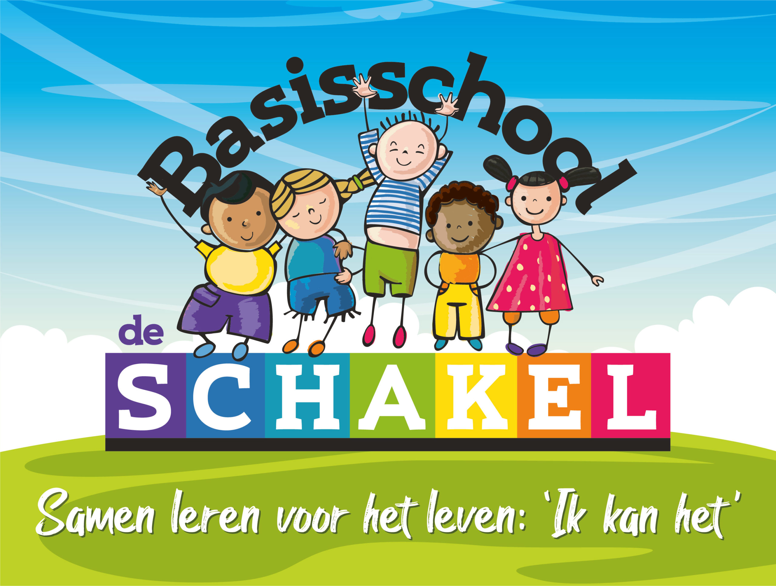 Basisschool de Schakel – Huisstijl