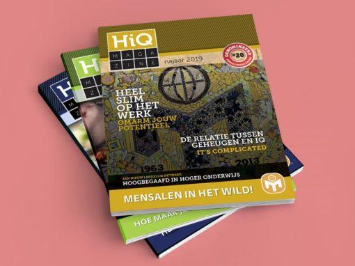 HiQ Mensa Magazine