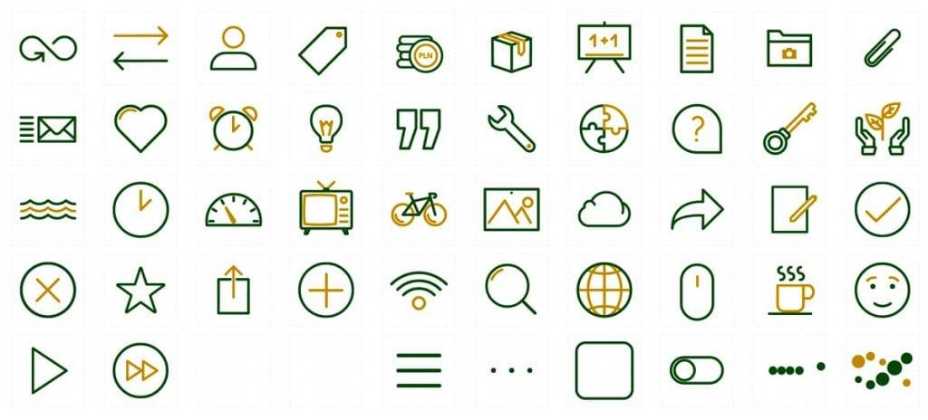 Geanimeerde iconen