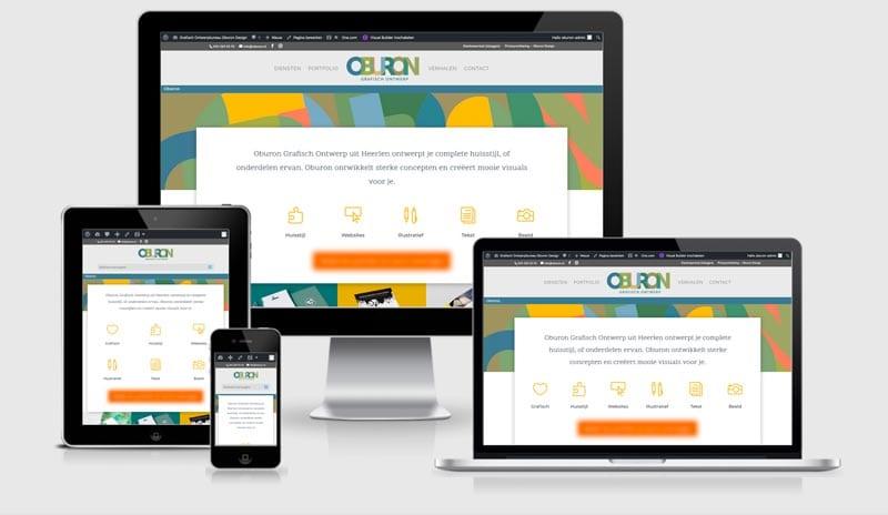 is mijn website responsive